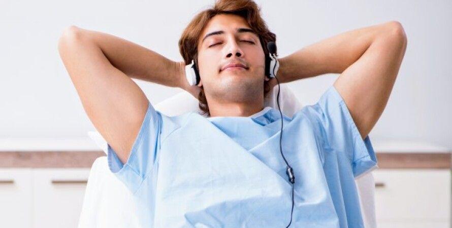 музыка, пациенты, операция на сердце