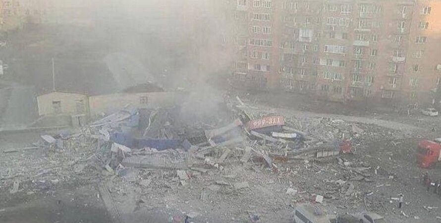 взрыв в супермаркете, Владикавказ