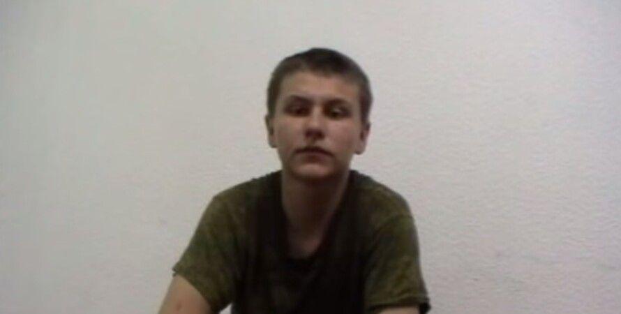 """Российский наемник """"ДНР"""" / Фото: кадр из видео Youtube"""