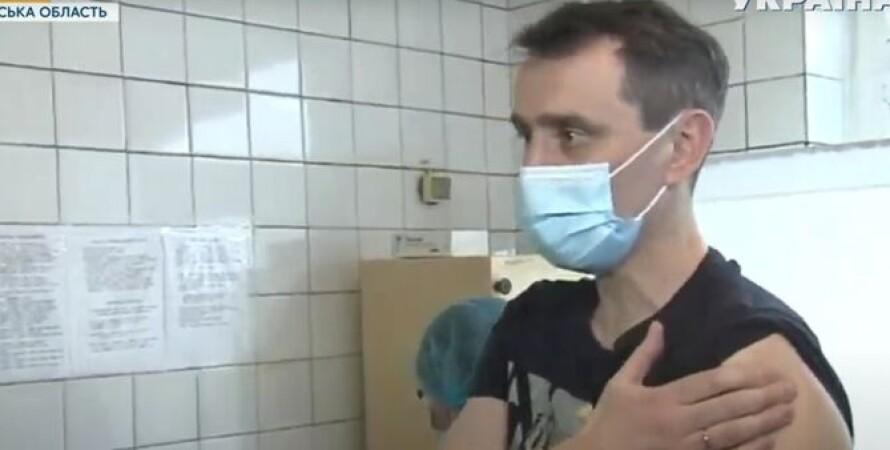 Віктор Ляшко, Ляшко, коронавірус, вакцина, вацінація
