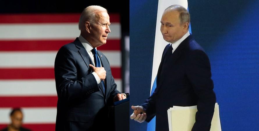 Байден і Путін, Байден, путин, сша, росія, Кулеба, переговори, немає довіри