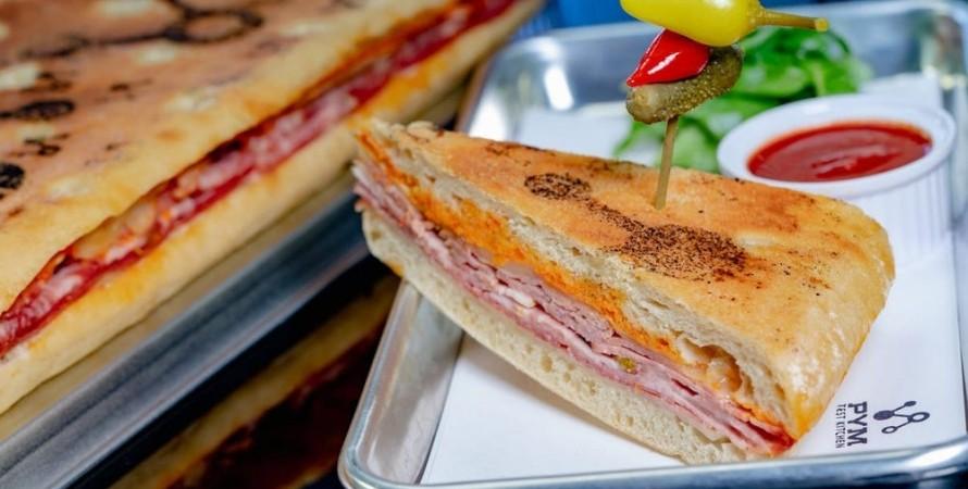 диснейленд, самый дорогой сэндвич в мире, ресторан