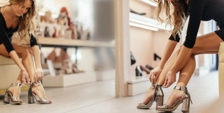 тренды летней обуви 2021