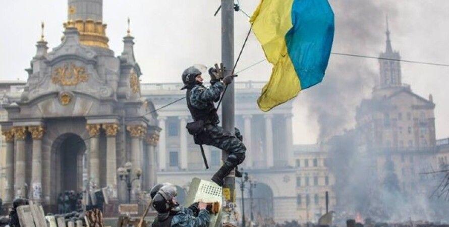 """Беркут"" во время Евромайдана / Фото: РИА Новости"