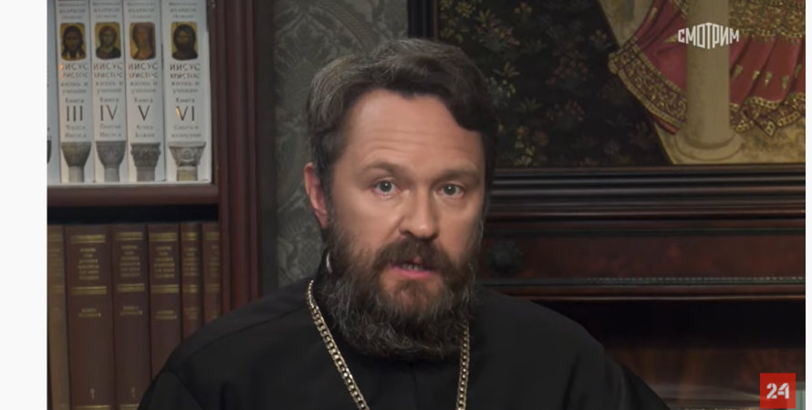 митрополит Волоколамський Іларіон, аборти, фото