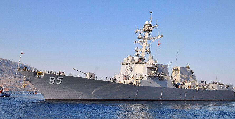 Эсминец USS James E. Williams / Фото: www.navy.mil
