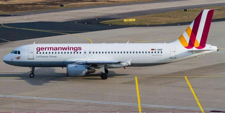 Самолет A-320 компании Germanwings / Фото: Planespotters.net
