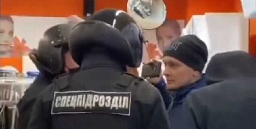 Спецназ, Харьков