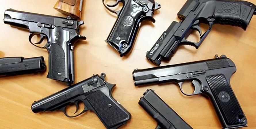 легалізація зброї, законопроект про легалізацію зброї, зброя в Україні, короткоствол, вогнестріл в Україні