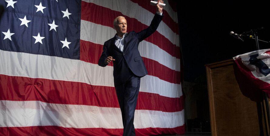 Джо Байден, США, президент, выборы