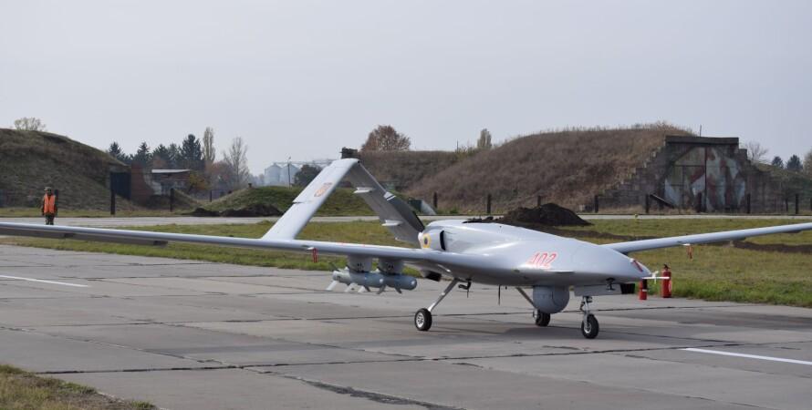 безпілотник для вмс, Байрактар, Bayraktar tb2, закупівля нового озброєння, безпілотники для ЗСУ