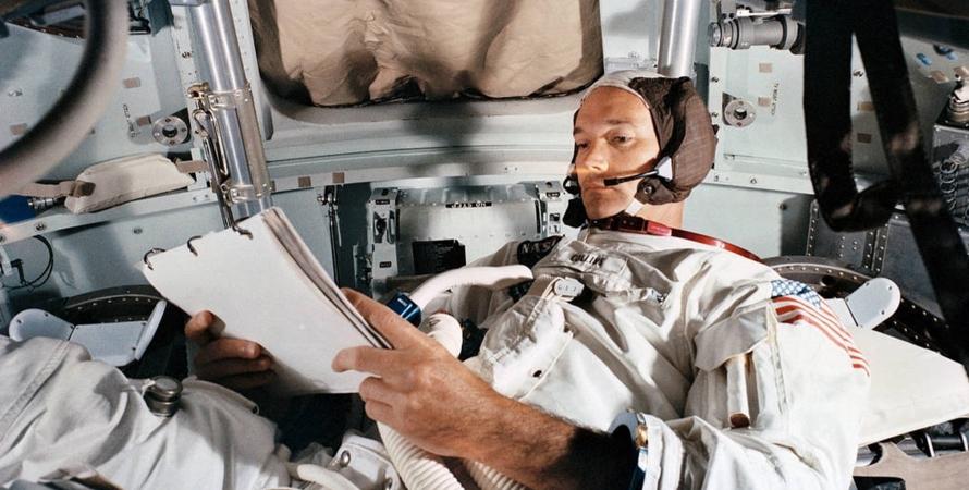 "Майкл Коллинз, NASA, астронавт США, смерть Майкла Коллинза, миссия на Луну, миссия ""Аполлон-11"""