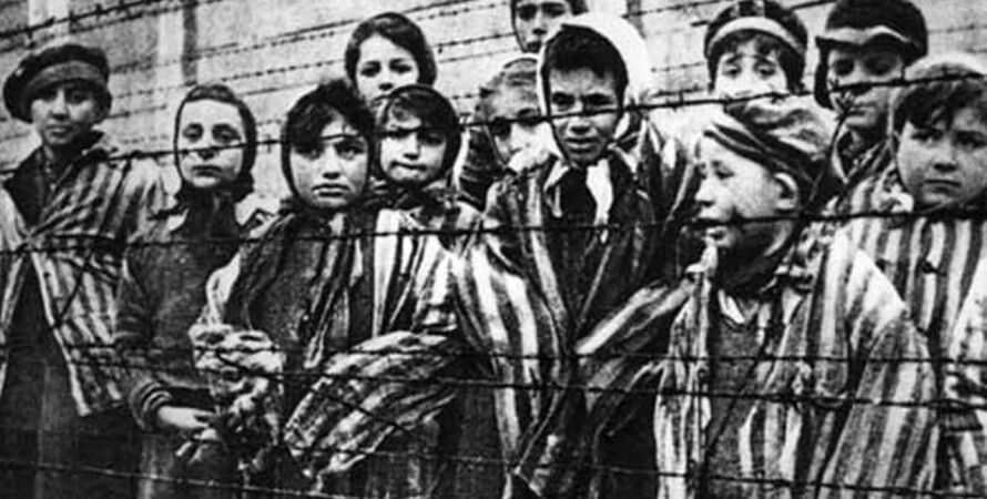 Холокост, архивы, фото