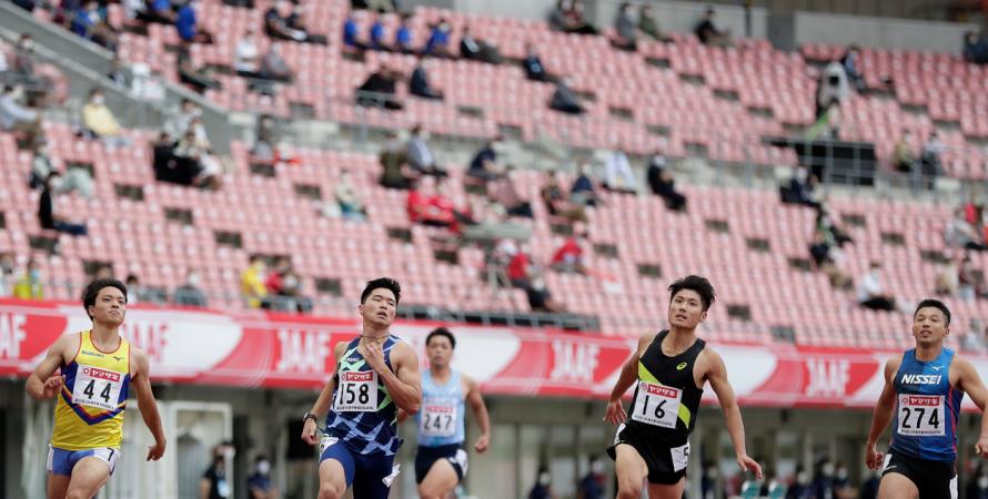 олімпіада без глядачів, літні ігри в Японії