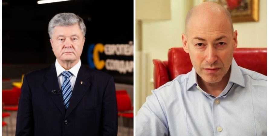 Петр Порошенко, Дмитрий Гордон, суд против Гордона, иск Порошенко к Гордону, клевета Гордона
