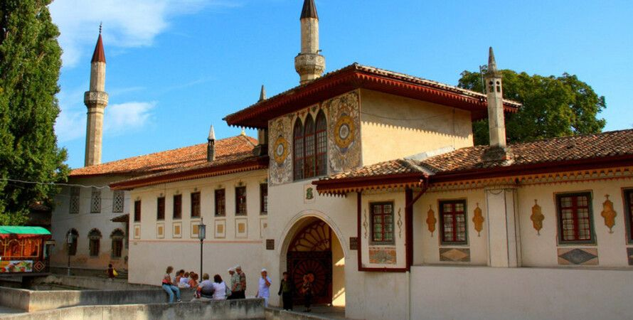 Ханский дворец в Бахчисарае / Фото: UA.News