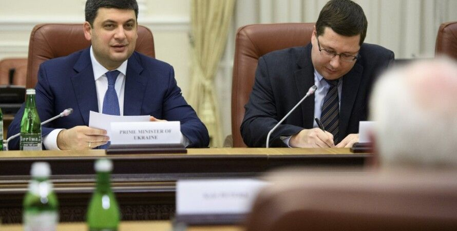 Владимир Гройсман и Станислав Ежов / Фото: УНИАН