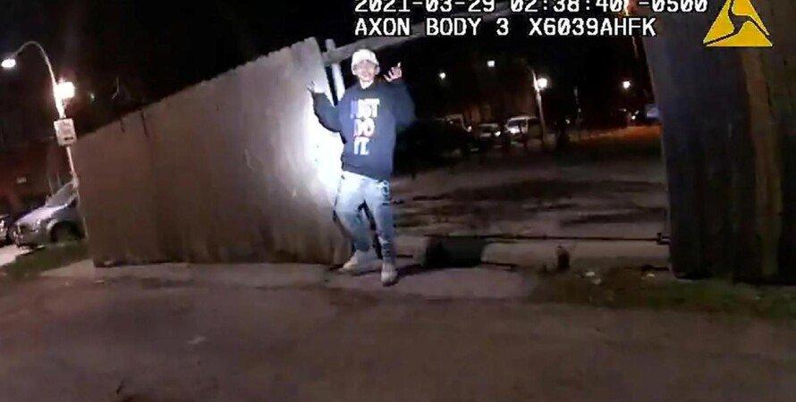 США, Чикаго, Полицейский, Выстрел, убийство, Оружие
