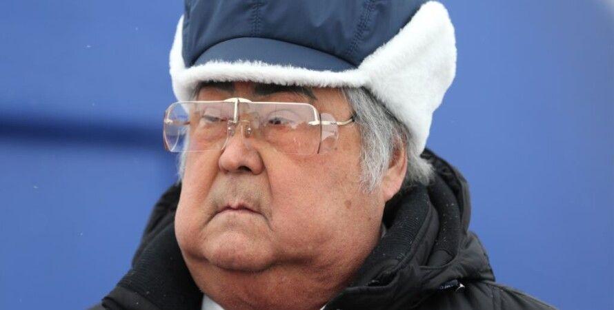 Аман Тулеев / Фото с сайта Радио СВобода