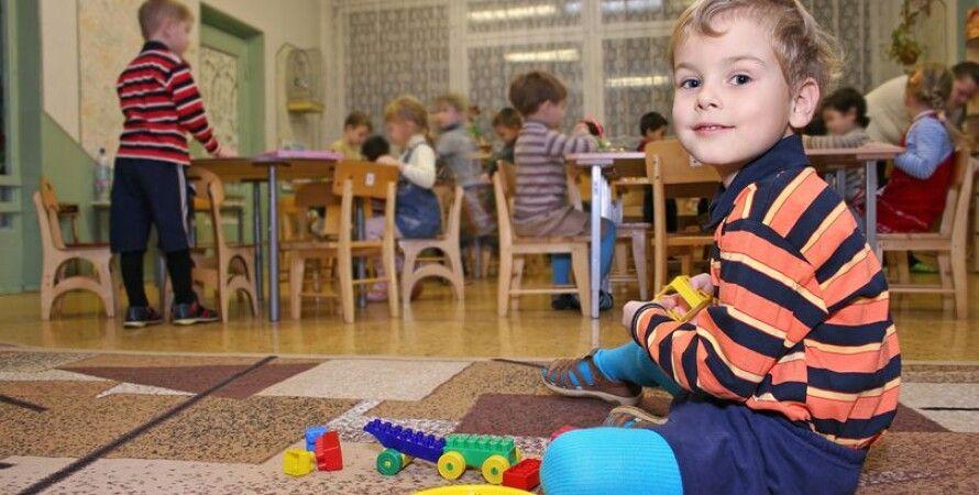 дитячий сад, Україна, зарахування, верховна рада