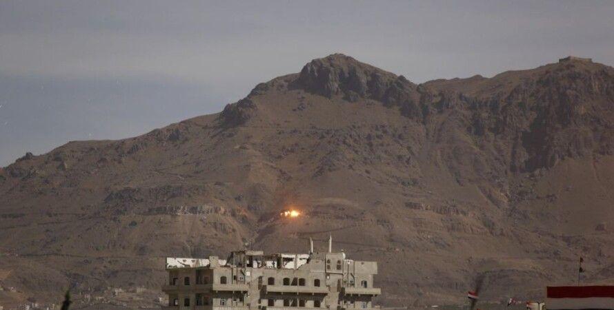 Взрывы свадебных шатров в Йемене / Фото: voanews.com