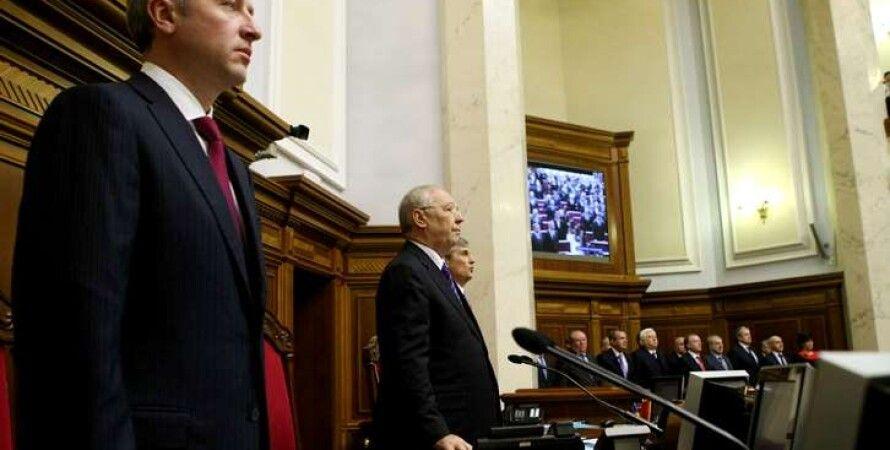 Игорь Калетник и Владимир Рыбак / Фото: rada.gov.ua