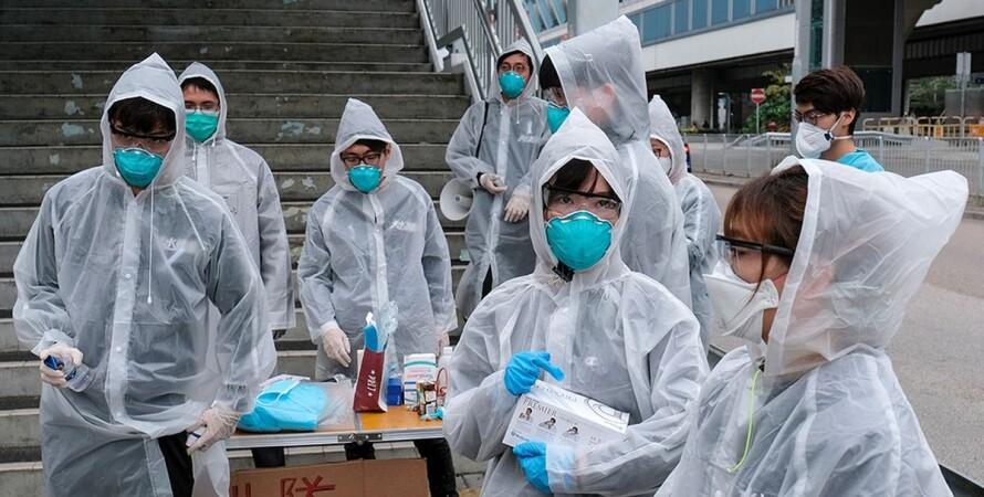 ВООЗ, коронавірус, COVID-19, пандемія, захворюваність, зростання,