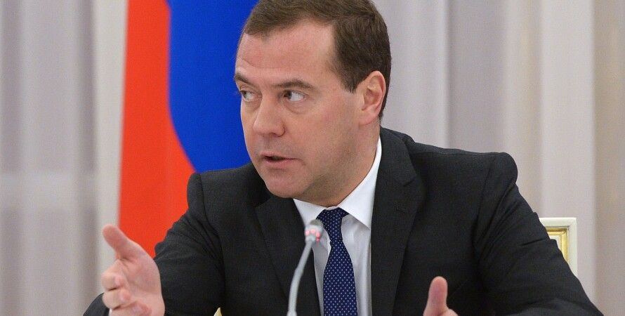 "Дмитрий Медведев / Фото: РИА ""Новости"""