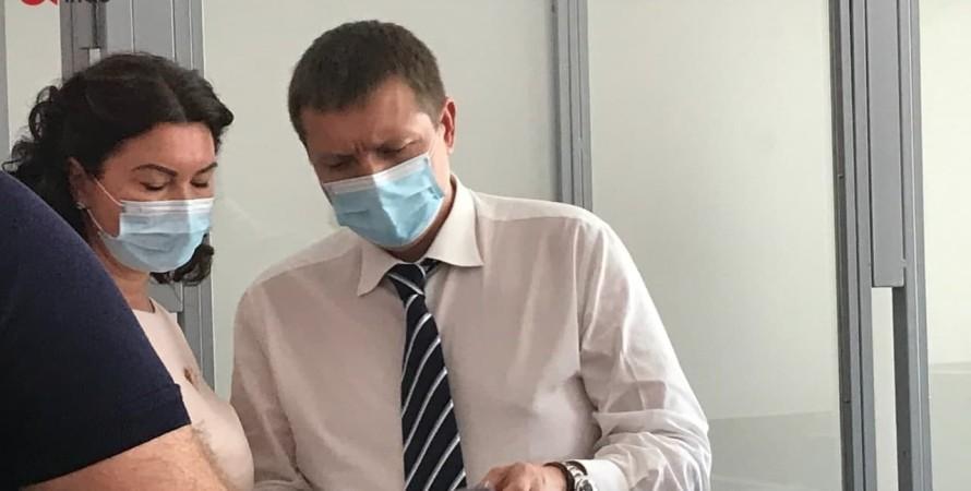 Главу ГПЗКУ Андрея Власенко отправили под ночной домашний арест
