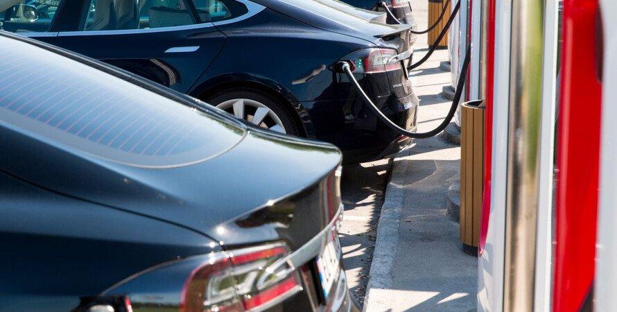 Продажи авто в Норвегии в марте 2021, электрокары в Норвегии достигли 85%