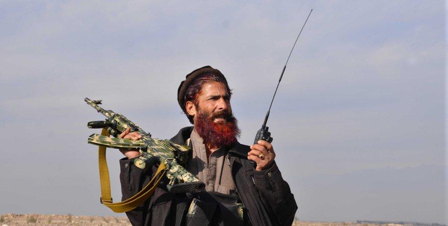 самооборона в афгане