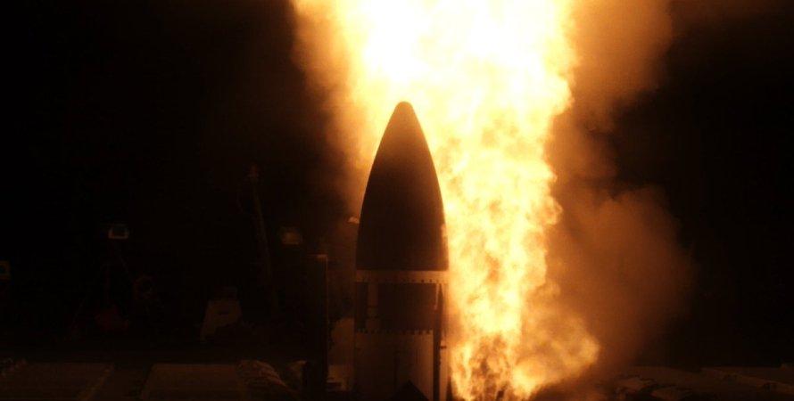 США, ВМС США, противоракета SM-6, испытания противоракеты SM-6