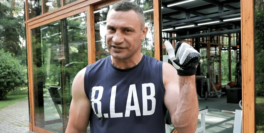 Виталий Кличко, кличко, 50 лет, день рождения, 19 июля, день рождения кличко, боксер, взобрался на гору, 50 раундов