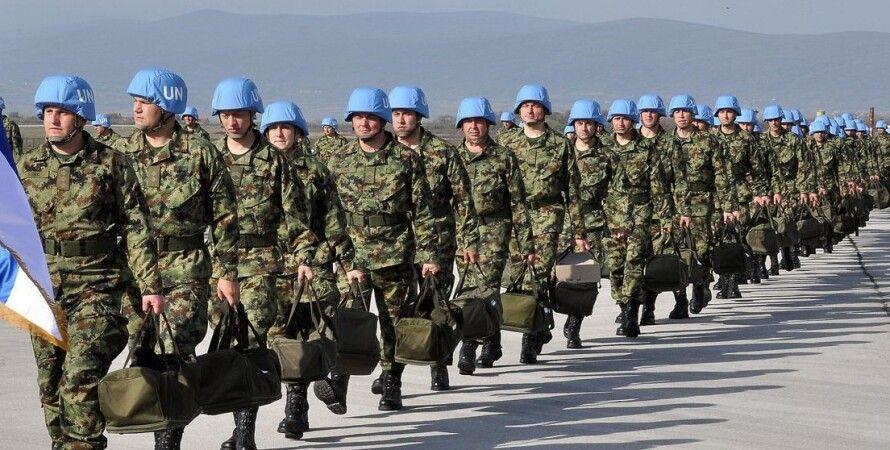 Миротворцы ООН / Фото: empamil.eu