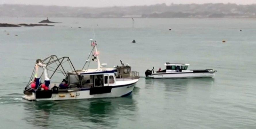Франція, Британія, Ла-Манш, острів Джерсі, Brexit, рибальство, суперечка,