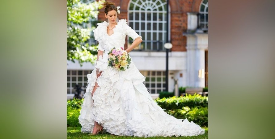 свадебное платье, невеста
