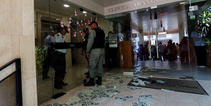 Обыски в офисе Mossack Fonseca / Фото: newsweek.com