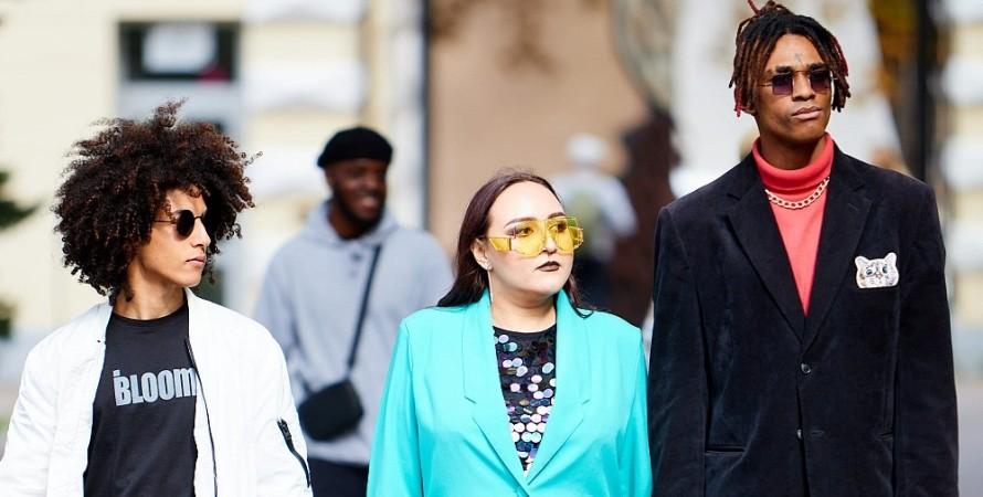 украинская неделя моды, самые стильные гости, стритстайл, Ukrainian Fashion Week