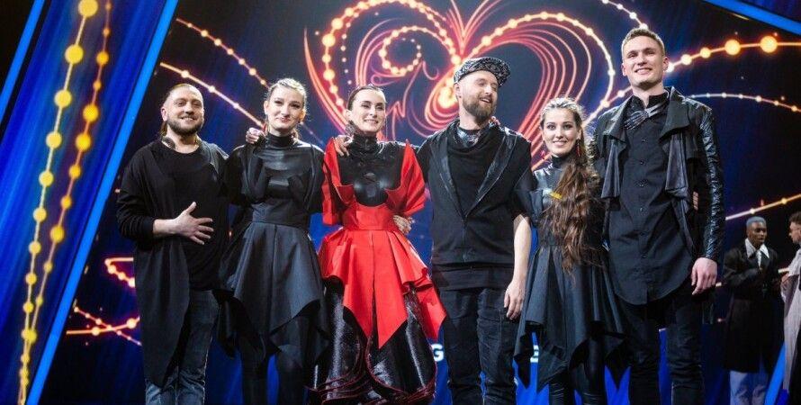 Go_A, украинские участники Евровидения