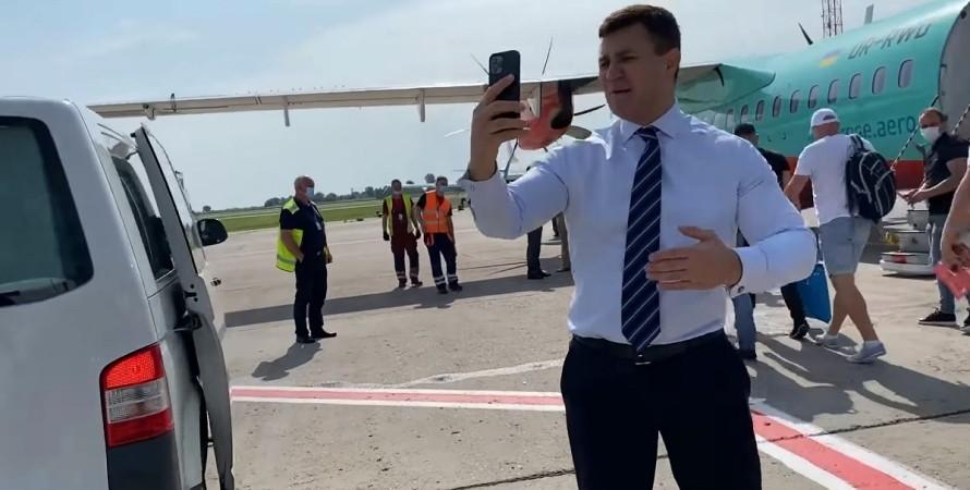 Микола Тищенко, нардеп, Київ