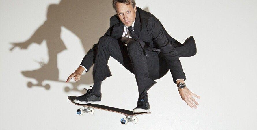 Тоні Хоук, скейтборд, скейт, трюк, відео, останній раз, Оllie 540