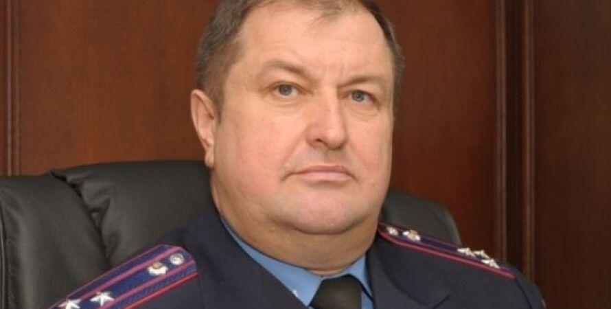 Начальник Киевского ГАИ Макаренко / Фото: RBC