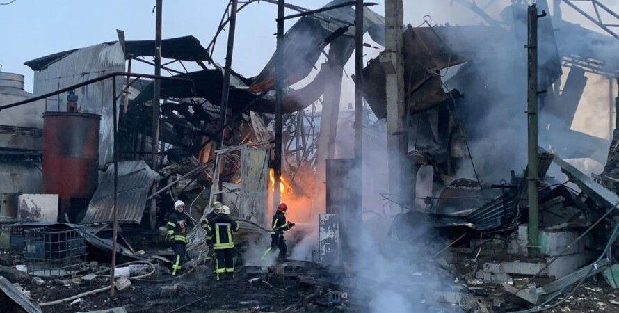 Взрыв, Харьков