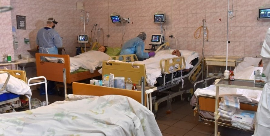 коронавирус, больницы, врачи, пациент, фото, Третья волна COVID-19