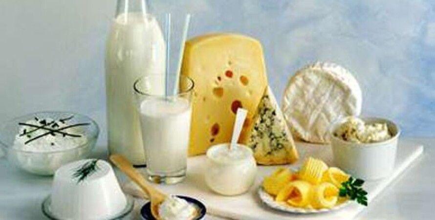 Молочные продукты / Фото: S-meridian.com