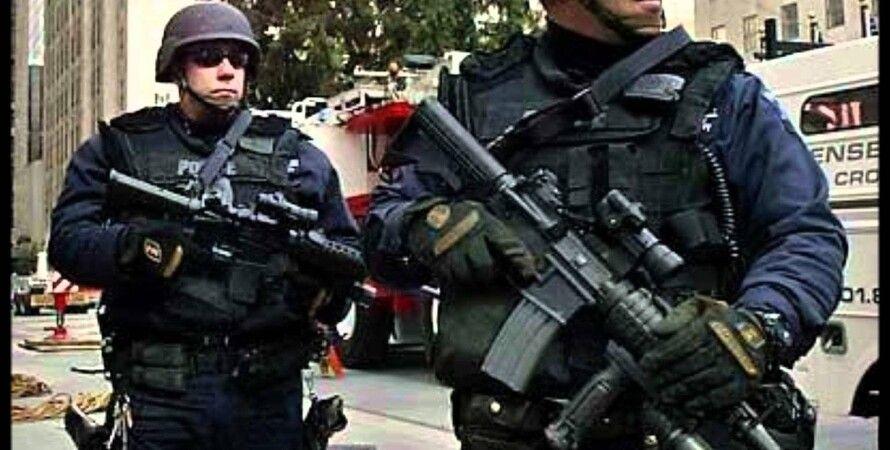 Полиция США / Кадр из видео Youtube