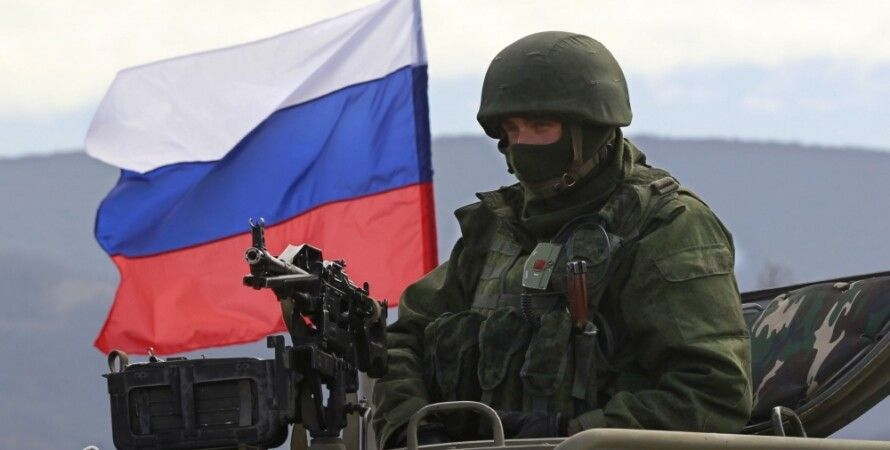 Российский солдат / Фото: amurburg.ru