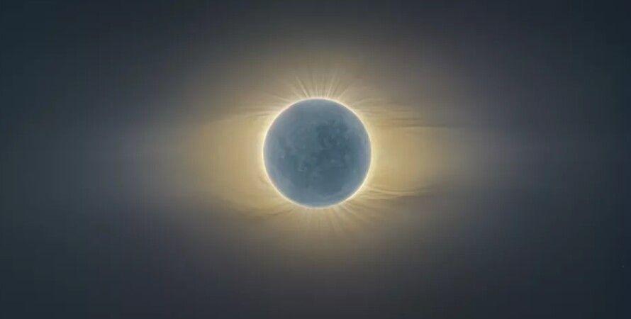 солнечное затмение, 2020 год