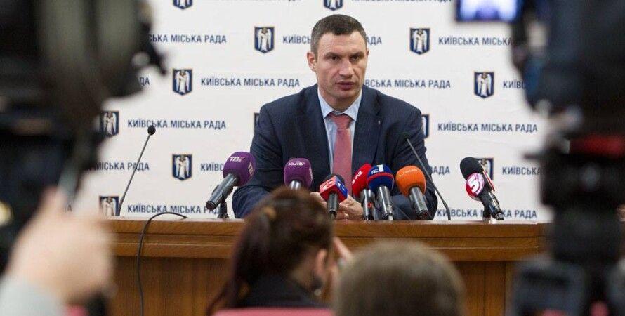 Виталий Кличко / Фото: Facebook.com/merkieva