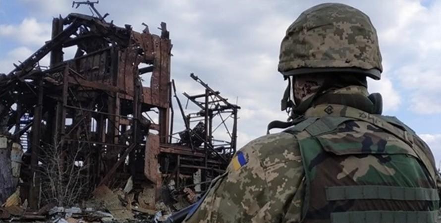 ВСУ, бойцы ВСУ, потери ВСУ, ВСУ на Донбассе